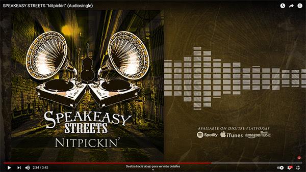 Spekeasy Streets